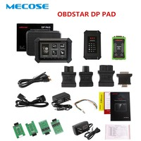 100% Original OBDSTAR DP PAD Tablet Immobilizer+ EEPROM/PIC adapter+ OBDII Specially for Japanese and Korean Car