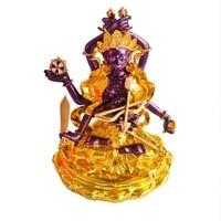 home decor Tibet Tibetan Buddhism Goddess Bodhisattva Buddha Statue J2050