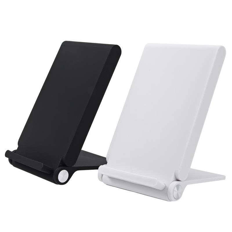 3 Coils Wireless Charger Folding Charging Holder for NOKIA HTC LG for SAMSUNG NOTE 5 S6 S6 Edge edge+ plus Android Smart Phone