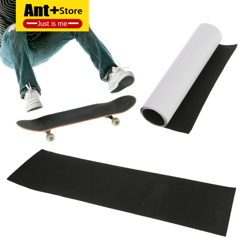 Professional Black Skateboard Deck For Board Skating Sandpaper Tape 83*23cm Grip Longboarding  Electric Skateboard Parts
