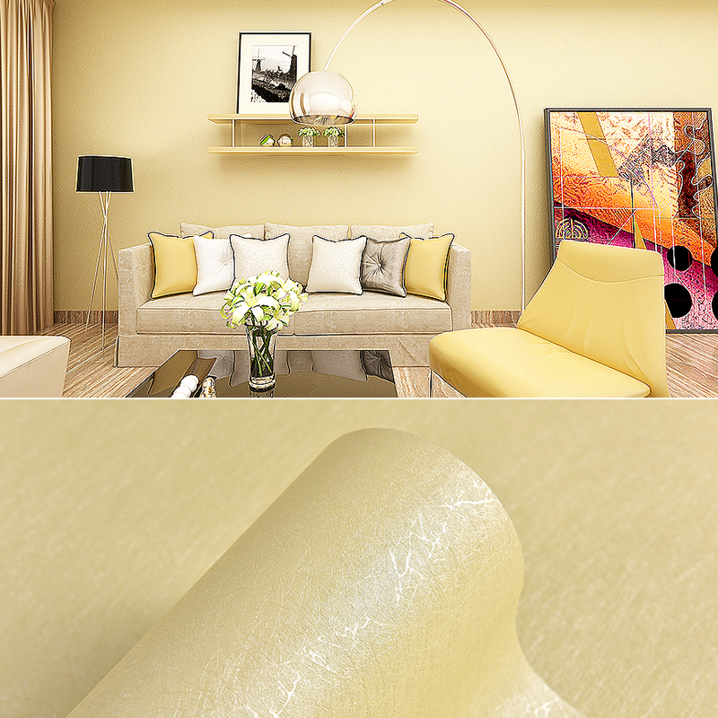 60cmx10m Solid Texture White Waterproof Self Adhesive Wallpaper For Bedding Living Room Modern Embossed Pink Vinyl Wall Paper