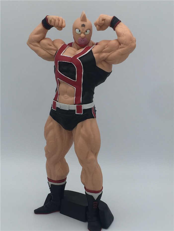 Japanese anime figure  JUMP 50TH  Kinnikuman action figure collectible model toys for boys