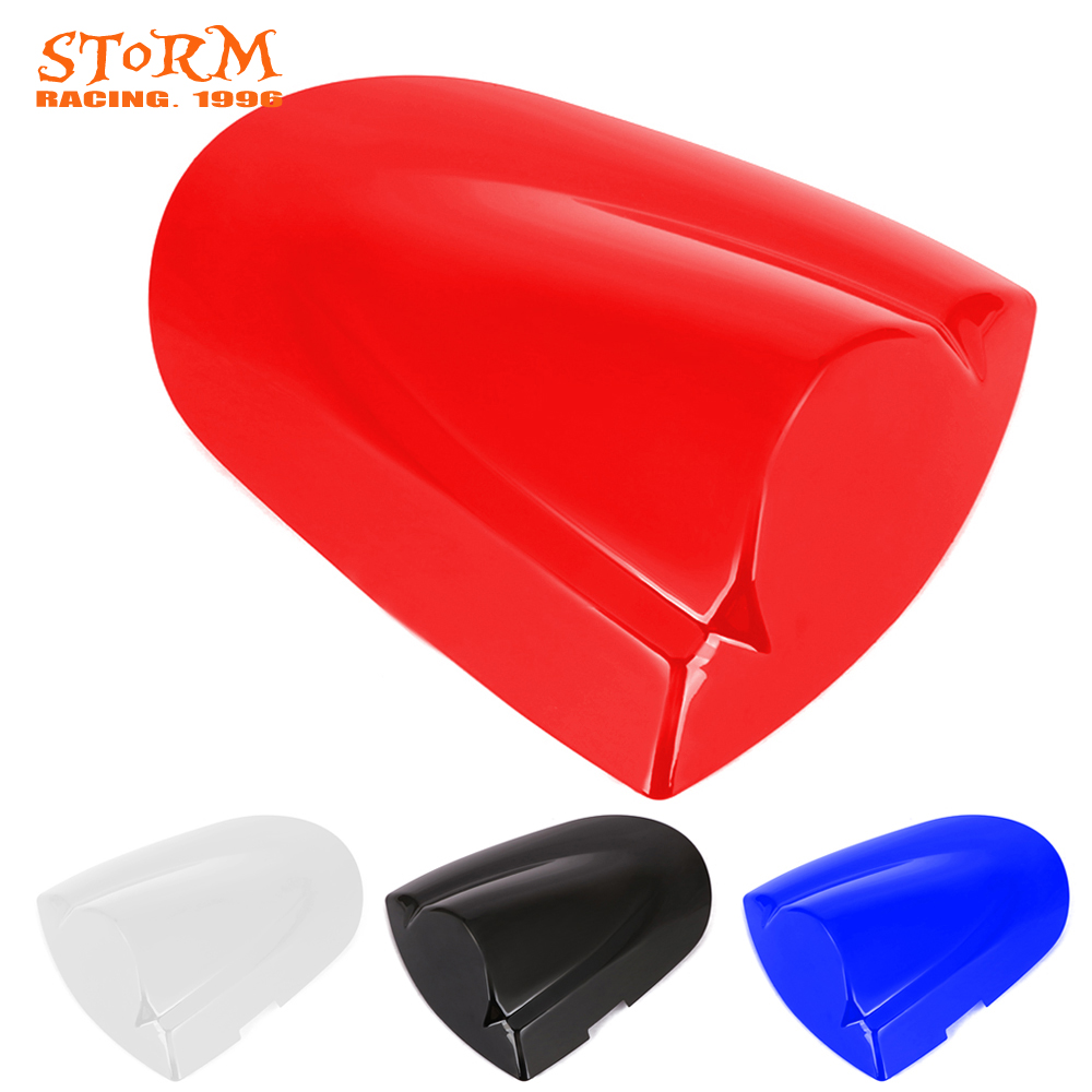 Motorcycle Rear Seat Cover Guard Fairing Cowl For Suzuki GSXR600 GSXR750 GSX600R GSX750R GSX-R600 GSX-R750 2006-2007 K6
