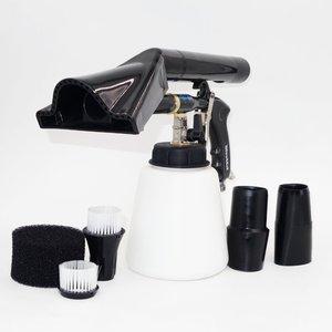Image 4 - Z 020 الجيل الجديد 2 تورنادو الأسود عالية الجودة قوة كبيرة دائم تورنادو بندقية ل آلة غسل سيارات (1 مجموعة كاملة كاملة)