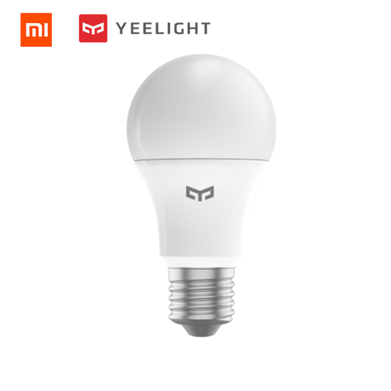 Xiaomi Mijia Yeelight LED Bulb Cold White 5W /7W /9W Bulb 6500K E27 Bulb Light Lamp 220V For Ceiling Lamp/ Table Lamp/ Spotlight