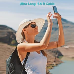 Image 5 - CHOETECH MFi PD Kabel USB C zu Blitz Kabel Schnelle Lade Synchronisieren Kabel Kompatibel für iPhone X XR XS MAX 8 7 Plus 11 iPad pro
