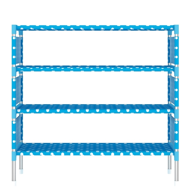 New Arrival Multilayer Shoe Stand Lightweight Plastic Shoe Cabinet Storages Rack  Large Capacity Shoe Rack For