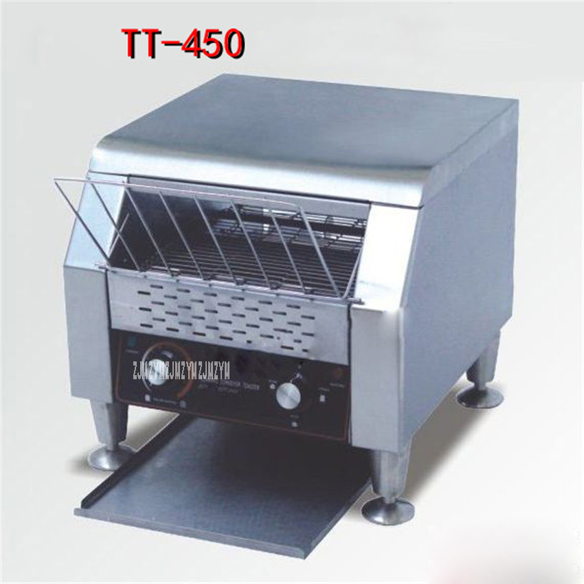 TT-450 110V/220V Commercial Table Top Electric Bread Maker Toaster Maker-Bread Oven Fully automatic toaster for breakfast 2.64KWTT-450 110V/220V Commercial Table Top Electric Bread Maker Toaster Maker-Bread Oven Fully automatic toaster for breakfast 2.64KW