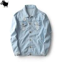 Man Si Tun I Feel Like Pablo Costume Denim Jacket Season 3 Kanye West Pablo Jeans