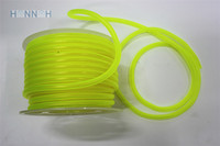 20M Yellow Fuel Hose / oil hose / fuel tubes for motorcycle parts /pit bike parts/ATV/monkey bike/motorcycle/ scooter