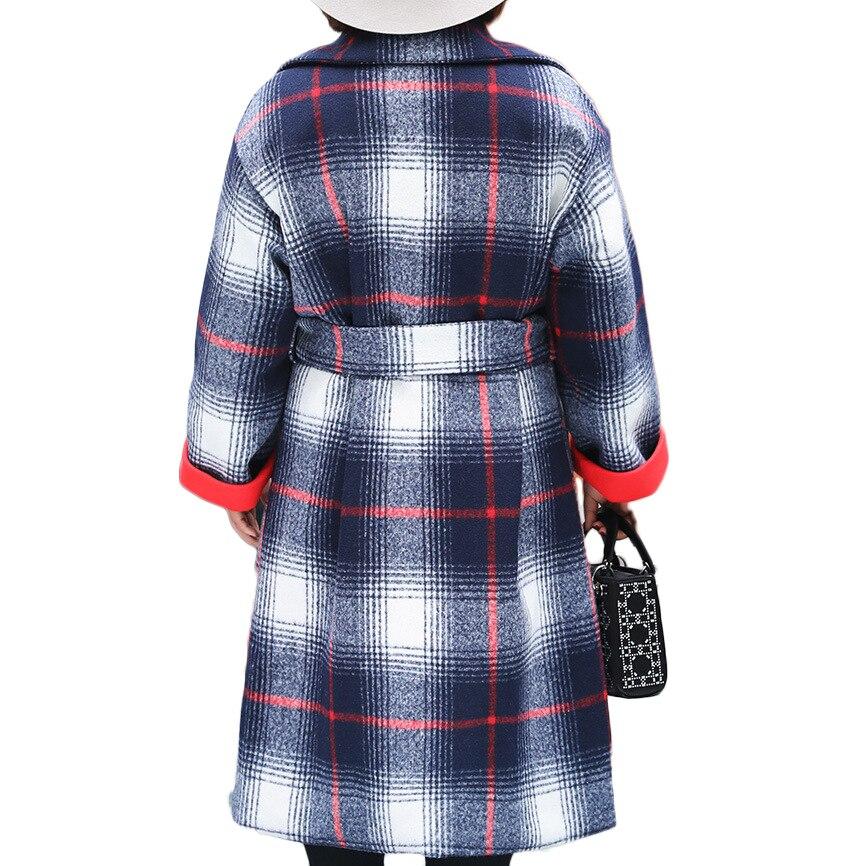 Color Color Veste Mode La Femelle picture Wooolen Qw784 Nouvelle Laine Manteau Lâche Taille Femmes Picture Épaissir Plus D'hiver Patchwork 2017 Chaud Outwear 15qwvxH8v