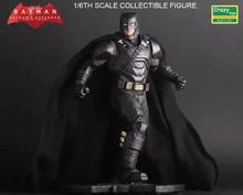 Crazy Toys Batman v Superman : Dawn of Justice The Dark Night Batman Armored / Blinde1:6 PVC Action Collectible Figure 12