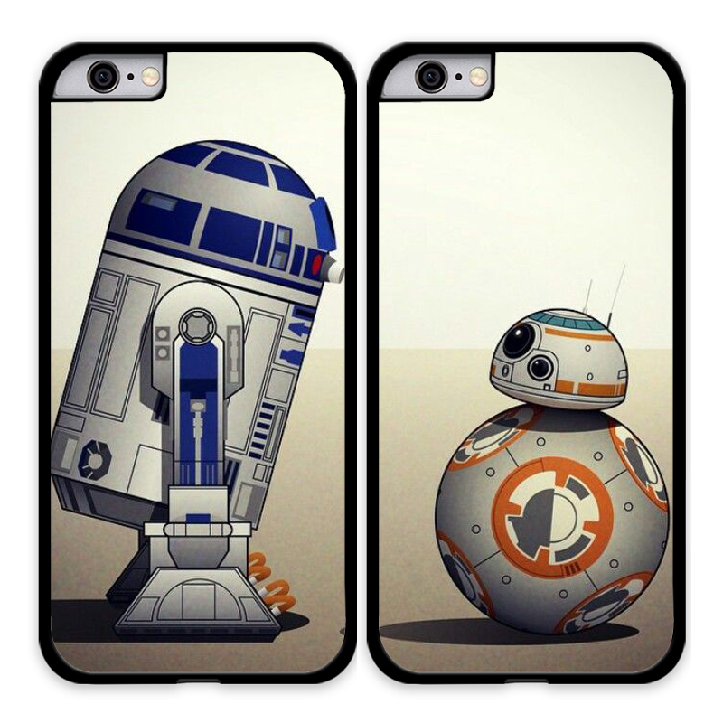 Samsung Galaxy S3 Cases For Couples Fashion Stars Robot R2...