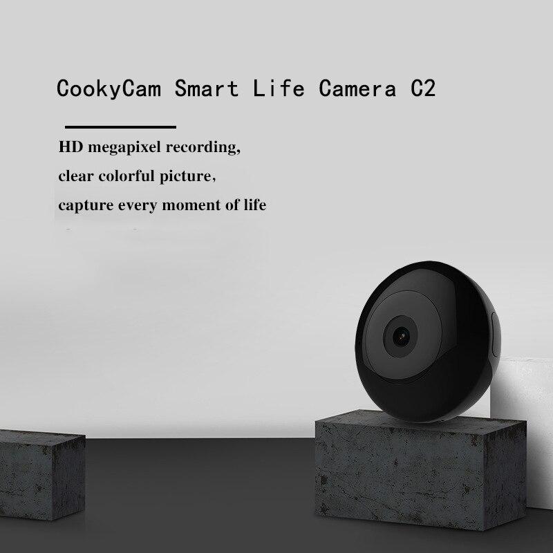 HD 1080 P bricolage Portable WiFi IP Mini caméra P2P sans fil Micro webcam caméscope enregistreur vidéo prise en charge à distance vue cachée carte TF