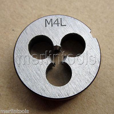 4 мм x. 7 Метрическая Левая рука Die M4 x 0,7 мм шаг