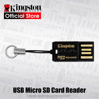 Kingston Usb Micro SD Card Reader SDHC SDXC High speed ultra mini Flash Memory Card Adapter Card Reader