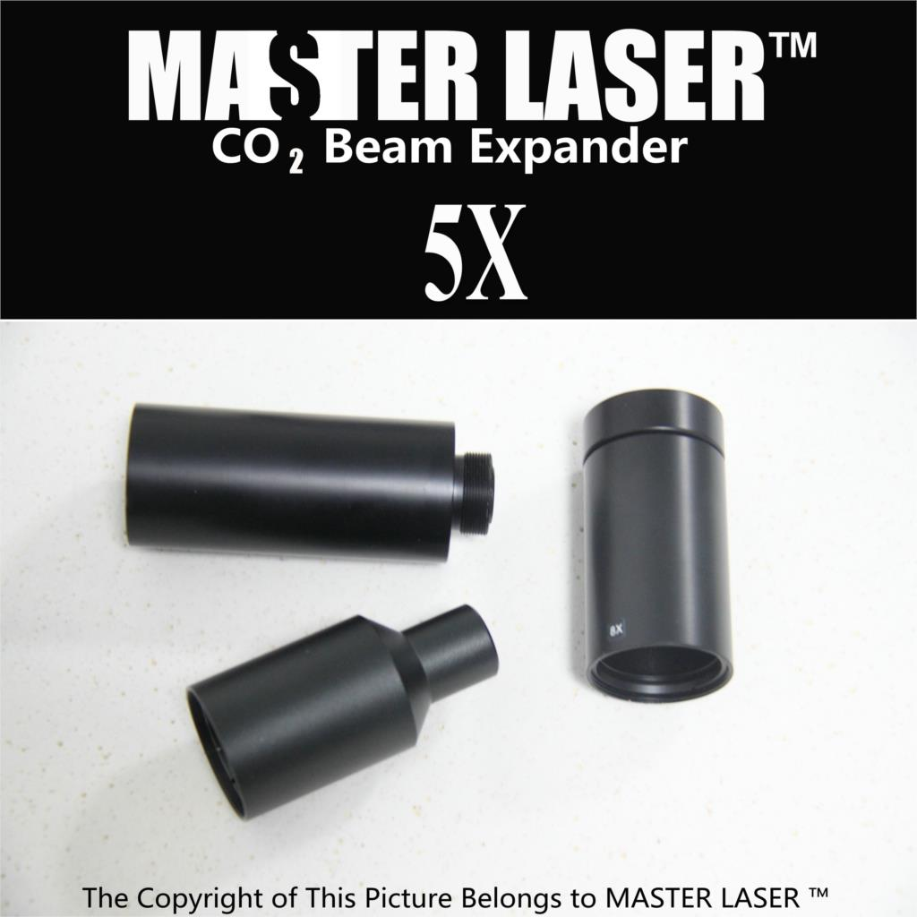 5 Times CO2 Galvo System Beam Expander for Laser Marking Machine Laser Expander 5 times co2 galvo system beam expander for laser marking machine laser beam expander
