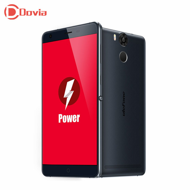 Ulefone Power 5.5 inch Android 5.1 Octa Core 3GB RAM16GB ROM FHD 2.5D Screen 4G Phablet 6050mAh1.3GHz 5.0MP+13.0MP Cellphone