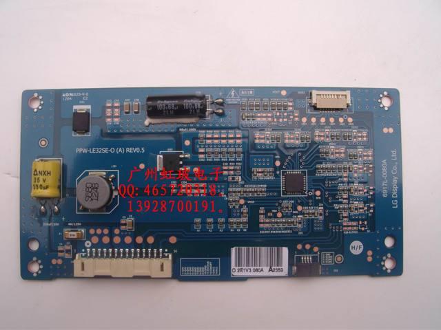 Original : ppw-le32se-o a rev0.5 led tv driver board 6917L-0080A