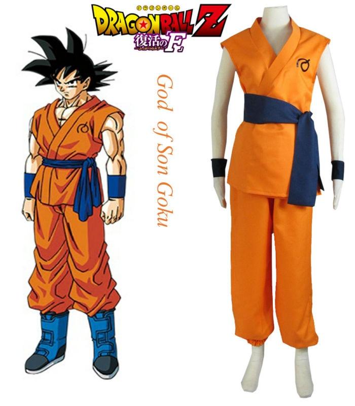 NEW Dragon Ball Z ResurrectionFSon Goku Kakarotto Super