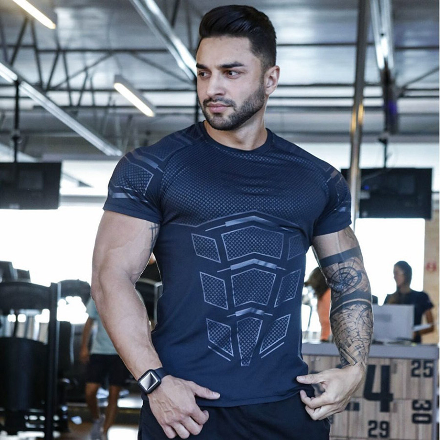 Men Workout Shirt 104