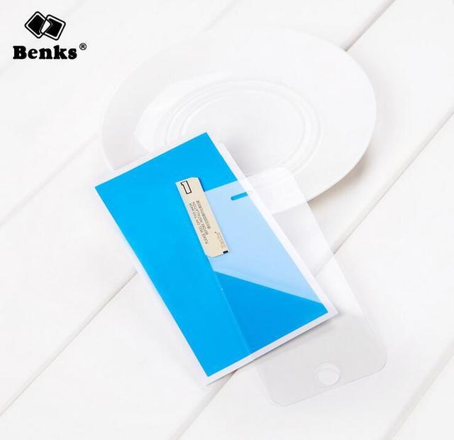 "Original Benks Magia KR protector Para iphone5/5S Ultra Thin 9 H Dureza Vidrio Templado Protector de Pantalla ""-0.2mm 2.5D"