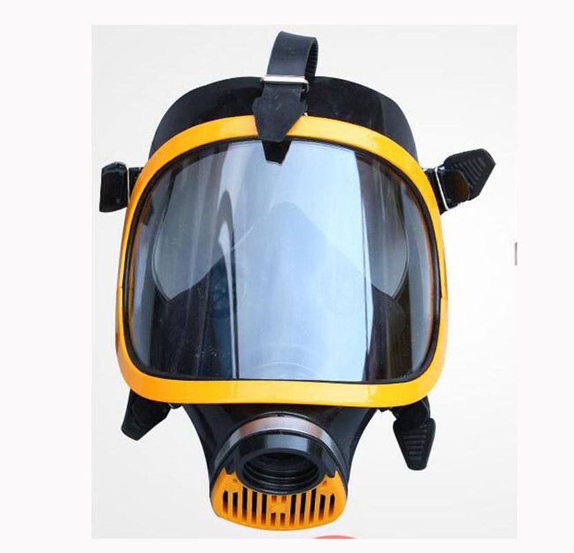 Painting Spraying Gas Mask Russian Soviet Military Vintage Dust Mask Full Face Facepiece 40mm Respirator