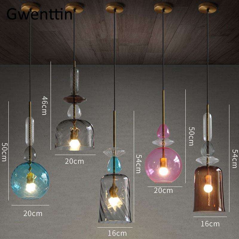 Lights & Lighting Nordic Wednesday Light Led Loft Pendant Lamp Interior Decoration Pendant Lights Lighting Kitchen Fixtures Hanging Lamp Luminaire