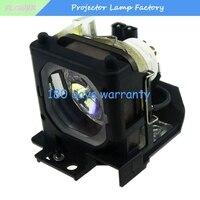 HITACHI için CP-S335 CP-X335 CP-S340 CP-X340 CP-X340WF CP-S345 ED-S3350 ED-X3400 ED-X3450 Projektör Değiştirme Lambası-DT00671