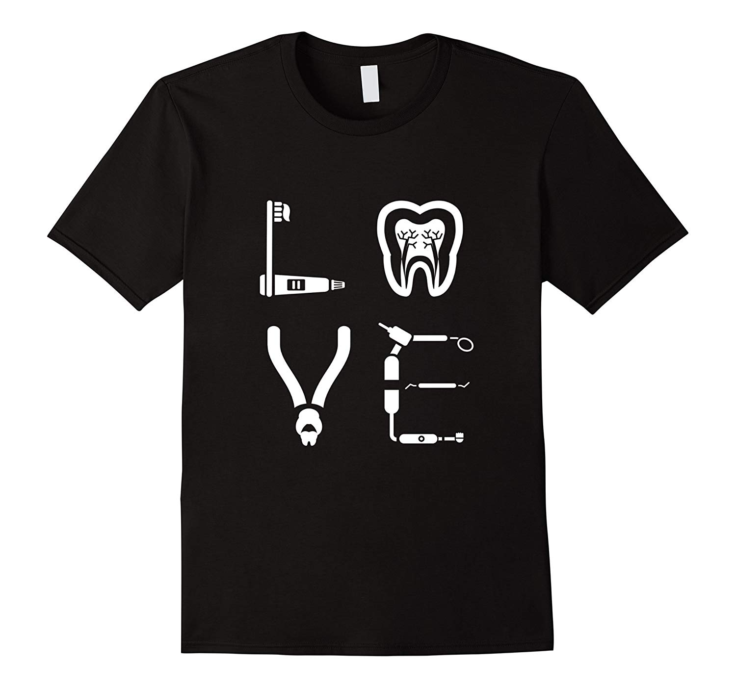 Dental Hygienist Gifts Dentist Tshirt  Free shipping newest Fashion Classic Funny Unique gift