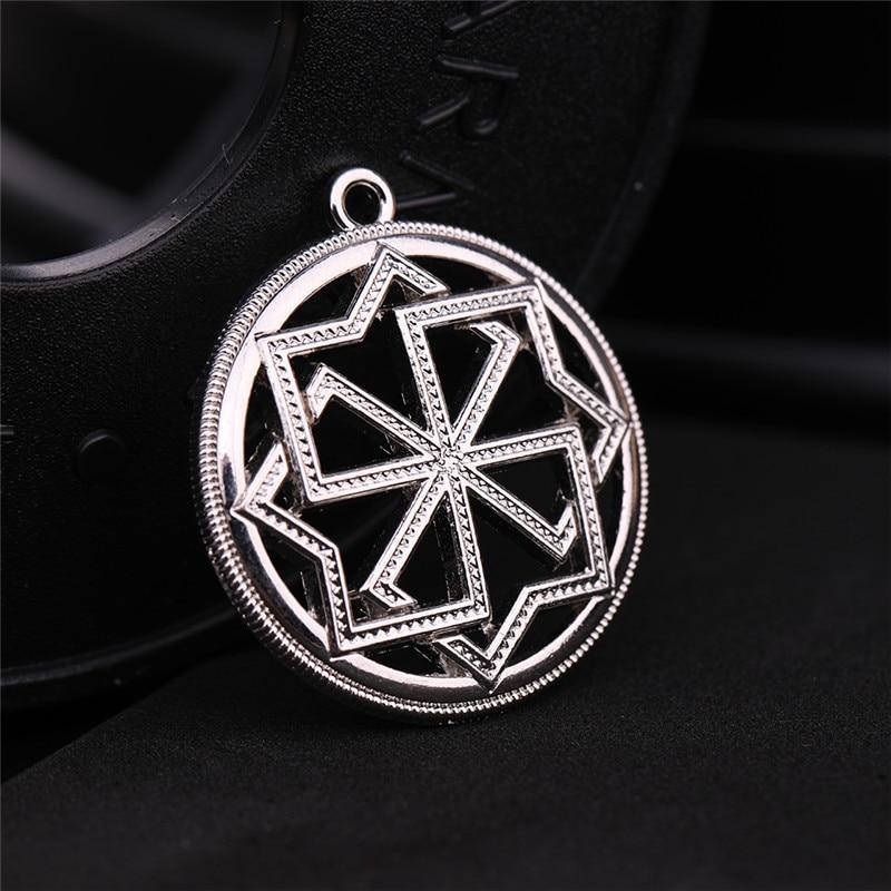 Key Chains Jewelry & Accessories 5pcs Slavic Kolovrat Pendant Key Chain Norse Viking Talisman Best Friend Gift Jewelry Selling Well All Over The World