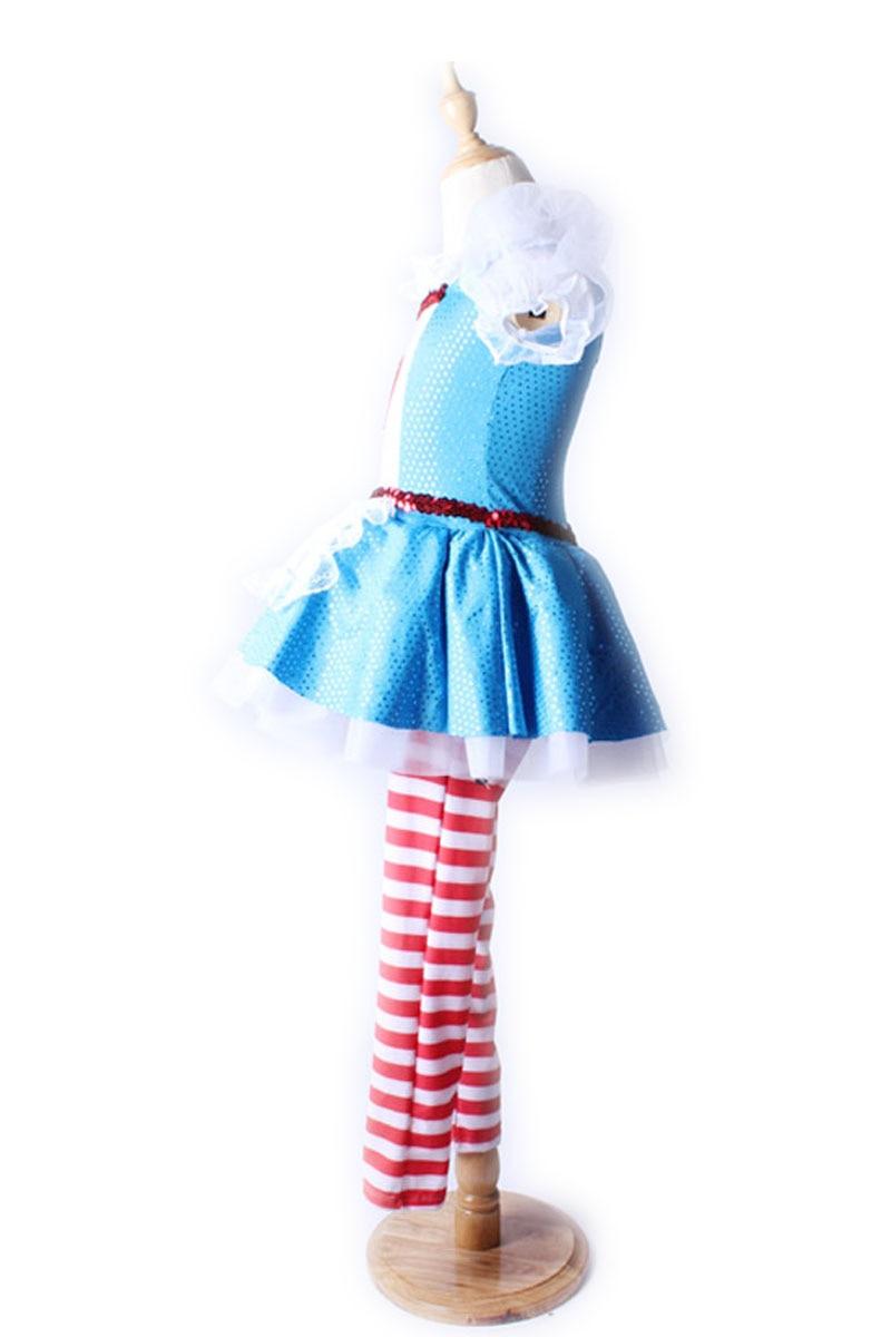 Rudens / žiemos vaikai Moteris Naujosios asmenybės charakterio - Karnavaliniai kostiumai - Nuotrauka 4