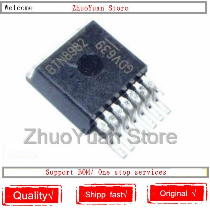 1PCS/lot BTN8982 TO-263-7 BTN8982TA TO263 IC Chip New Original In Stock