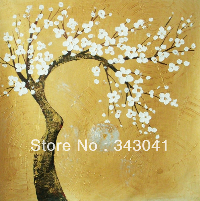 Free shipping, Asian hand painted wall art, home decoration, canvas ...