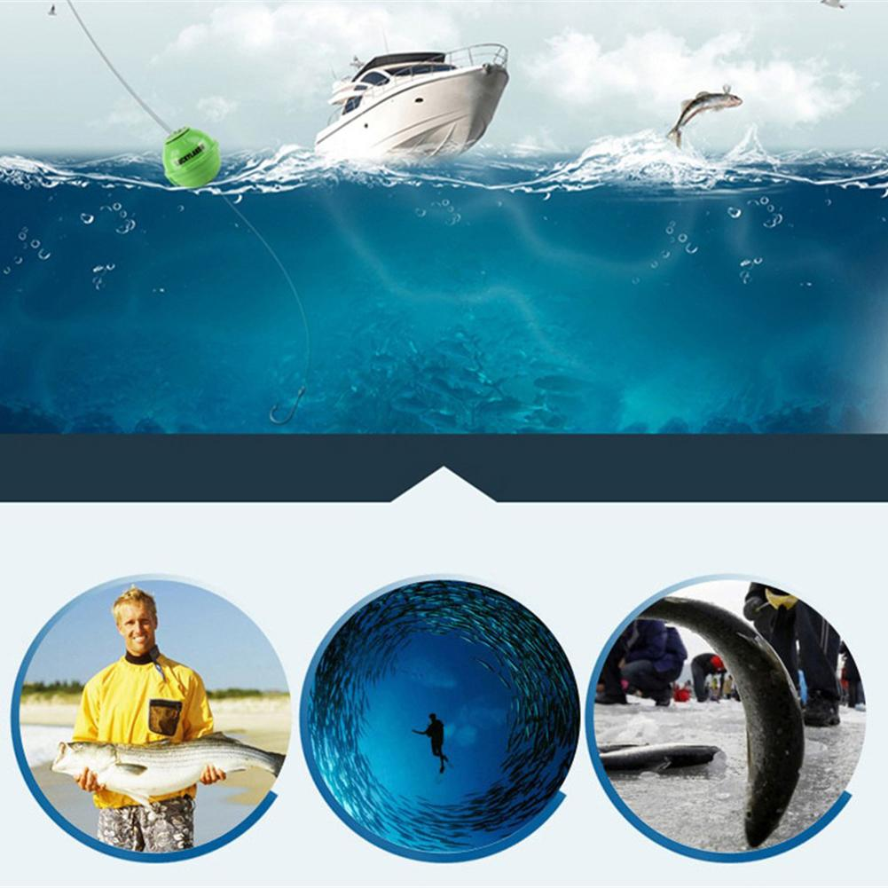 Sonar Wireless WIFI Fish Finder 50M Sea Fish Detect Fish Finder Sonar Compatible With Android/IOS System Free Shipping lucky fishing sonar wireless wifi fish finder 50m130ft sea fish detect finder for ios android wi fi fish finder ff916