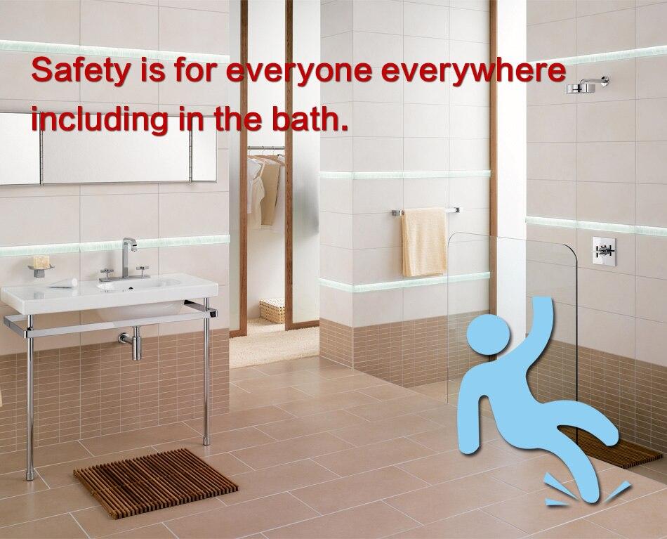 Yanjun нержавеющая сталь инвалидность поручень поддержка Ручка Бар Ванная комната безопасности помощи поручень сталь YJ-2008