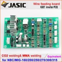 NBC MIG 250 270 Wire Feeding Control Circuit Board For Jasic Gas Shielded Welding Machine