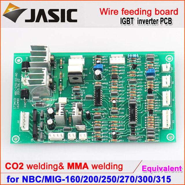 Aliexpress.com : Buy NBC MIG 250,270 wire feeding control circuit ...