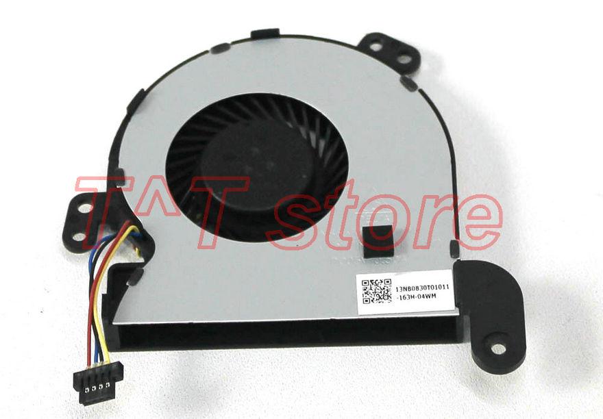 New Original For Asus X540 X540S X540SA NS55B02-15G02 Laptop Notebook CPU Cooling Fan 13NB0B30T01011 Free Shipping