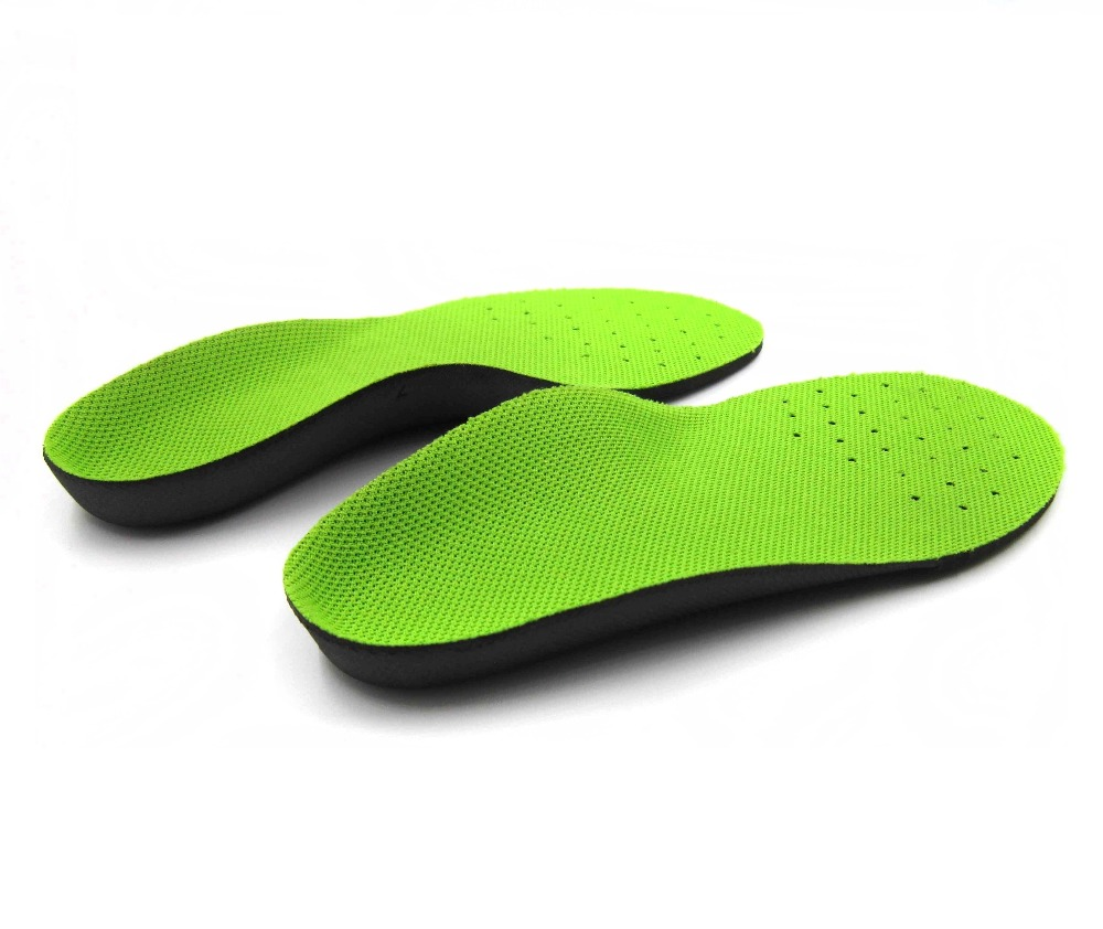 2016 New kids flat foot arch support orthopedic insole for child faltfoot orthotic shoes cushion for children sole feetcare hot