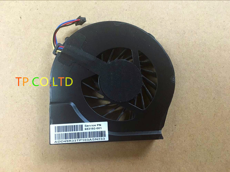Genuine New Free Shipping laptop cpu cooling fan For HP Pavilion G4-2000 G7 g7-2000 G6 G6-2000 G7-2240US P/N FAR3300EPA image