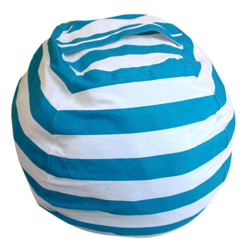 Neue Moderne Lagerung Stofftier Lagerung Sitzsack Kreative Stuhl Tragbare Kinder Kleidung Spielzeug Aufbewahrungsbeutel