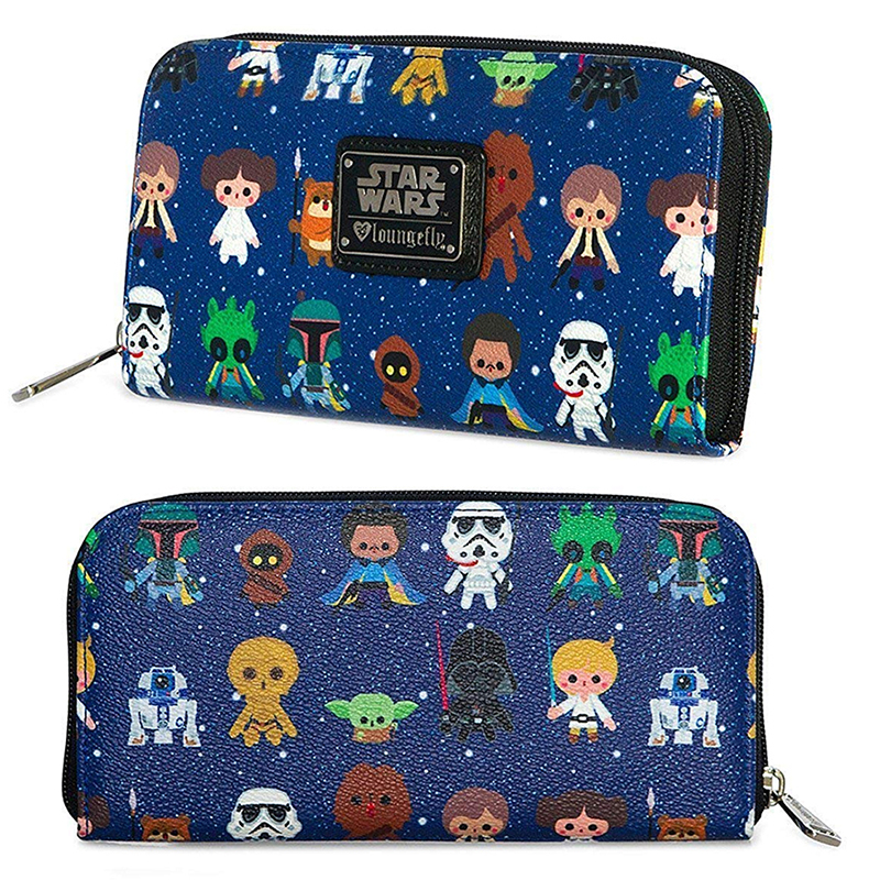 starwars wallet 2in1