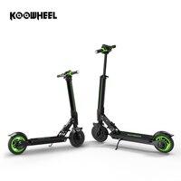 2019 Koowheel электрический скутер обновление Складная Longboard 6000 mAh Электрический Hoverboar скейтборд мини самокат для взрослых