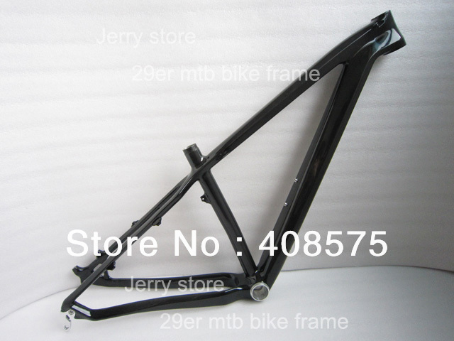29 inch carbon mtb bike framebb92 popular 29er mtb framewholesale price size