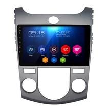 9 «otojeta android 6.0.1 voiture DVD multimédia pour 2008-2011 KIA FORTE CERAto stéréo autoradio de voiture stéréo tête unités bande enregistreur