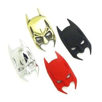 Metal Batman Mask Logo Emblem Badge