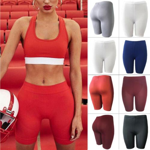 Women's Leggings Stretch Biker Shorts Workout Spandex New Seamless Sports Women's Pants Casual Shorts
