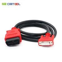 100 Original Autel MaxiSYS Pro MS908P AUTEL J2534 908PRO OBDII Main Cable Test Cable Maxidas MS