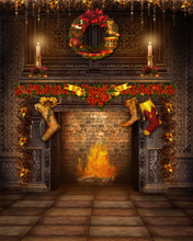 Buy   Fireplace Christmas Garland So  online